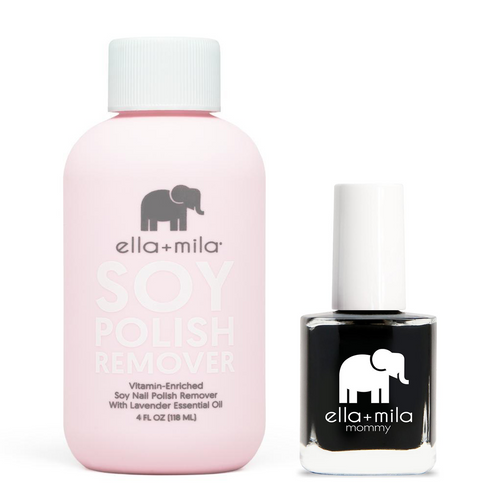 ella+mila - Soy Polish Remover & Lights Out - .45oz