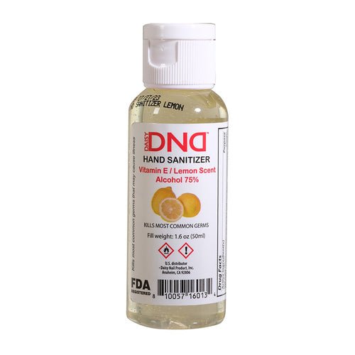 DND - Hand Sanitizer Gel Lemon 1.6 oz