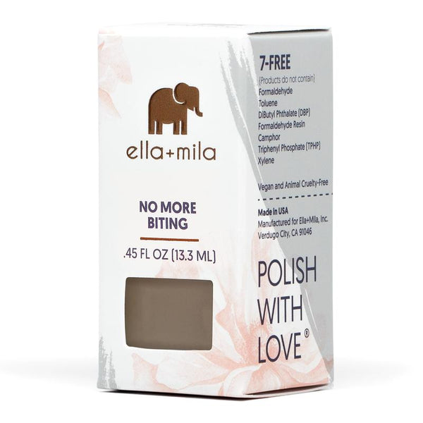 ella+mila - No More Biting - .45oz