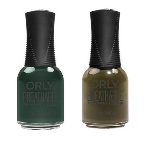 Orly - Breathable Combo – Pine-ing For You & Don't Leaf Me Hanging