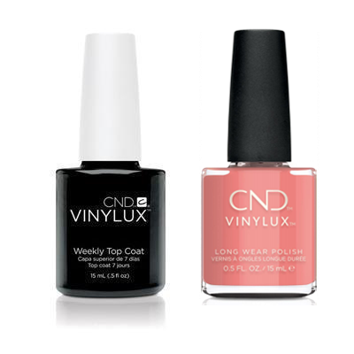 CND - Vinylux Topcoat & Rule Breaker 0.5 oz - #373