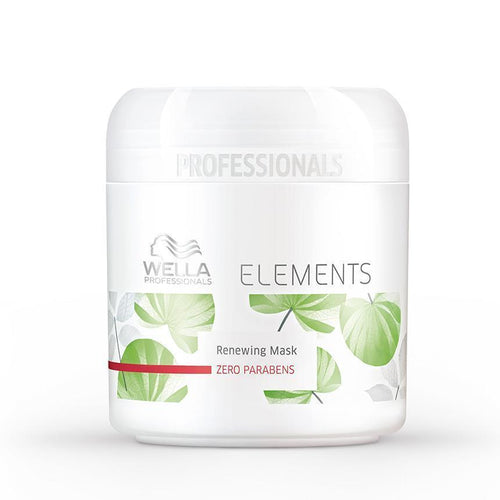 Wella - Elements Treatment Reconstructing Mask 5.07 oz-Sleek Nail