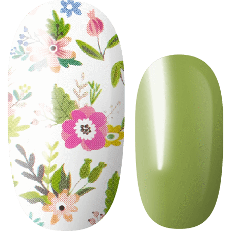 Lily and Fox - Nail Wrap - Spring In Your Step #T0170