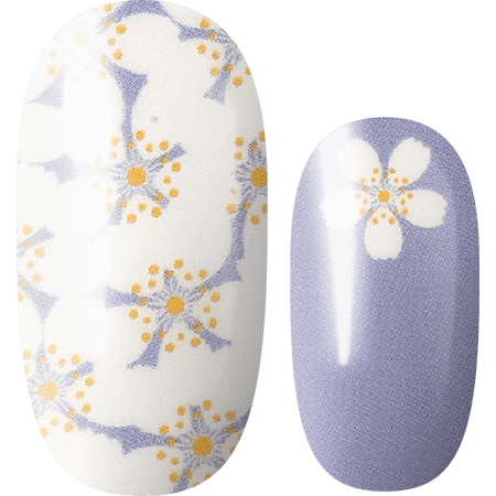 Lily and Fox - Nail Wrap - Spring Quartet #T0248