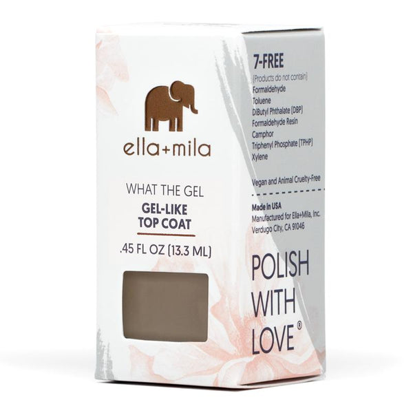 ella+mila - What The Gel? - .45oz