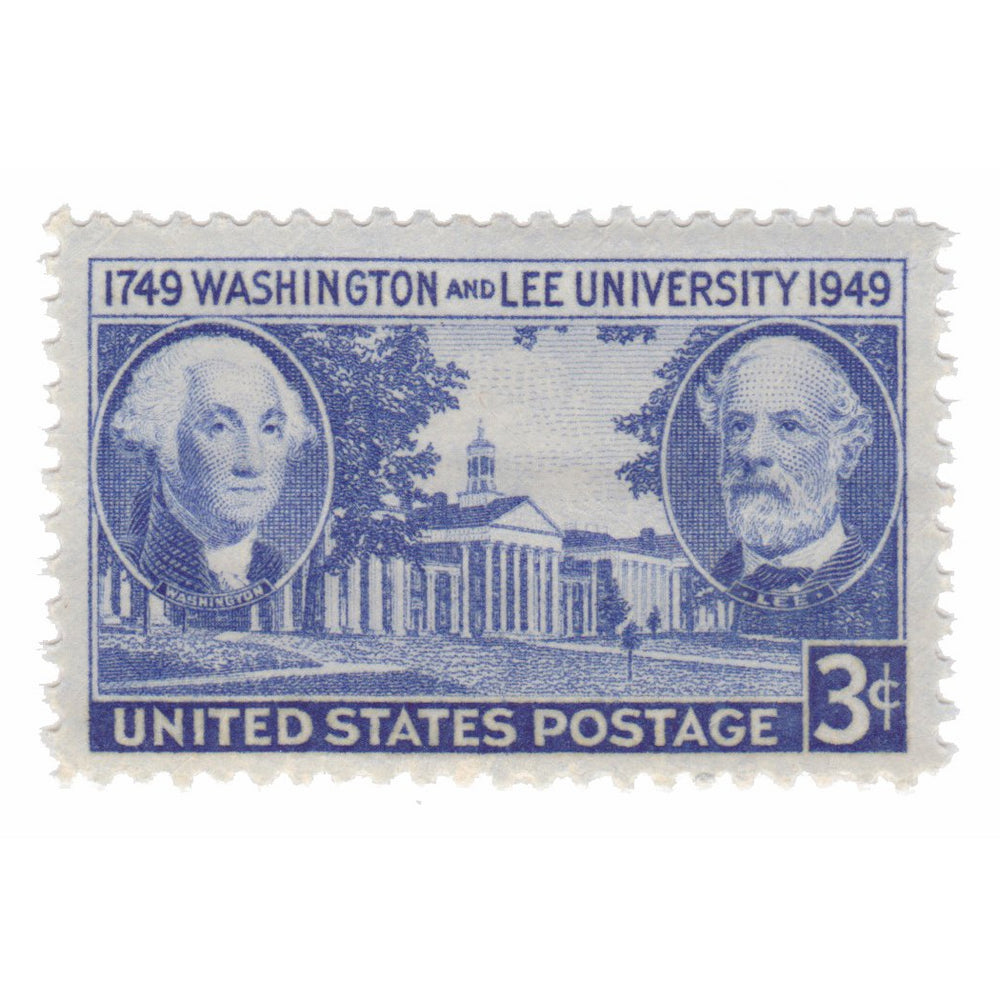 1949 3c Washington and Lee University