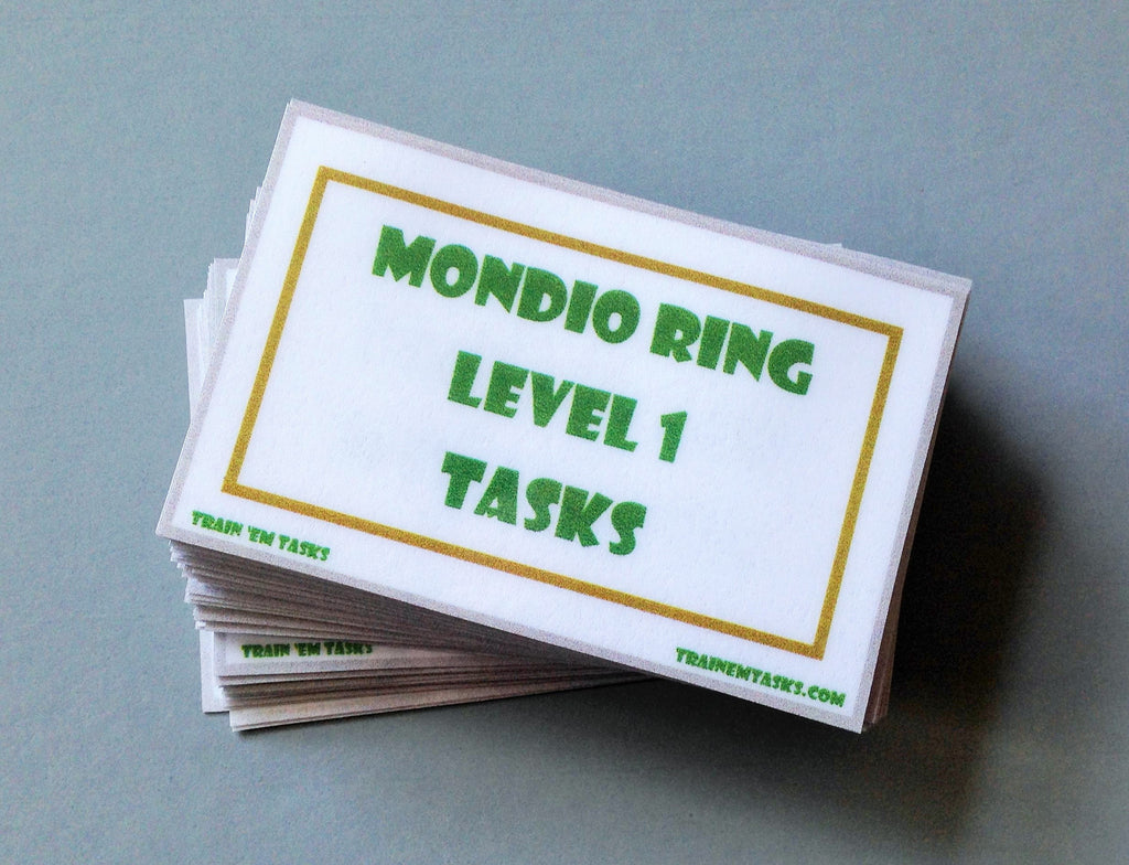 Monidoring Sport Level 1 Task Pack