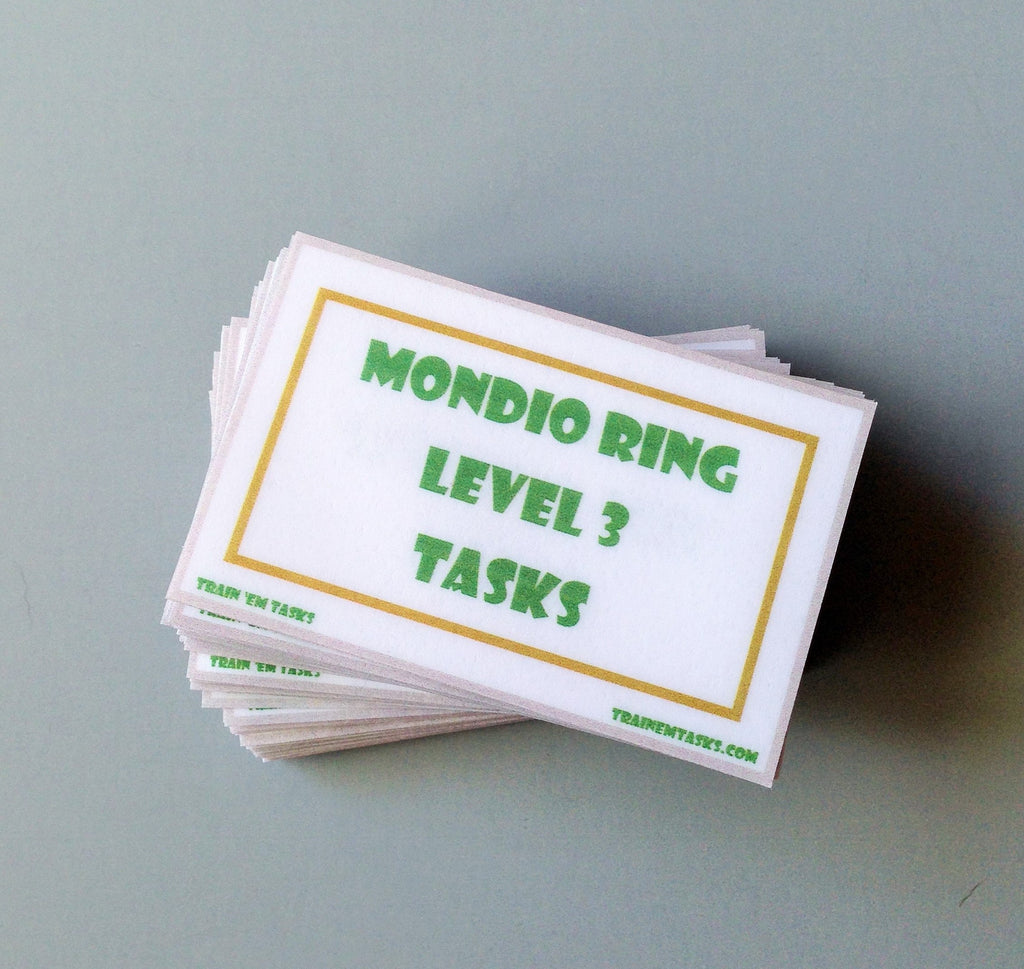 Monidoring Sport Level 3 Task Pack