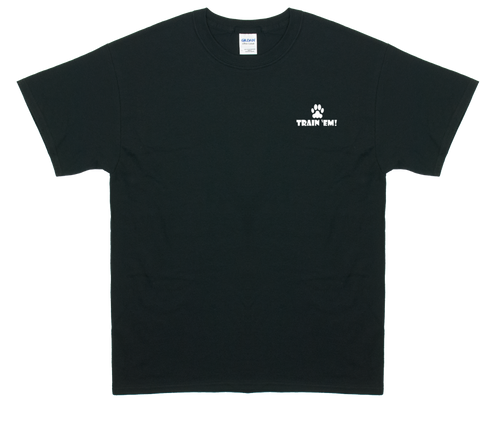 Men's Train 'Em Dark T-shirt