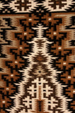 Native American, Extra Fine Exceptional, Navajo Two Gray Hills Weaving, by Teresa Foster, #1364