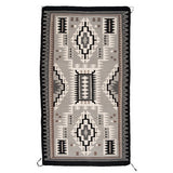 Native American Navajo Storm Pattern Weaving/Rug, by Violet Hosteen (Dine, 20th Century). #984