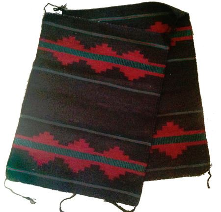 Native American Vintage Navajo Traditional Women's Dress, Ca 1960's, #1250