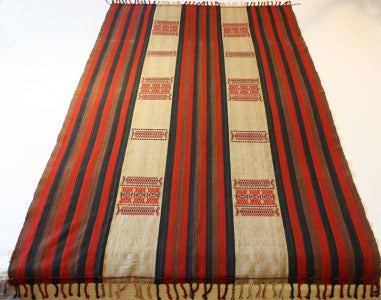 Beautiful Naga Sema Tribal Body Cloth, Ca 2000, #1529