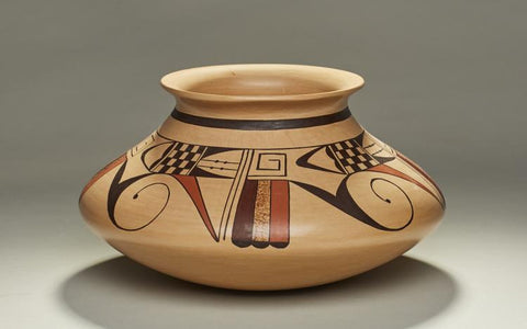 Native American Indian Hopi Pottery, by Dee Setalla #1069
