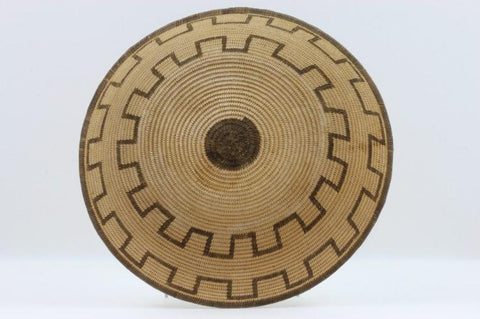 Native American, Chemehuevi Tray, Ca 1920-30, #1028