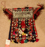 Nomadic Turkmen Children's Ceremonial Garment For Special Occasions , #885