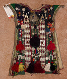 Nomad Traditional Kuchi Ethnic Ceremonial Child's Garment, #898