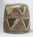 Native American, Exceptional Anasazi Pottery Mug With Lug Handle, Ca 1200 to 1300 CE. #1478 SOLD