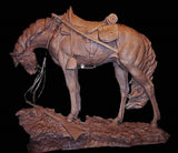 """Unspoken Honor"" by Jefff Wolf, Cast To Order, Limited Edition (10)  #1004,"