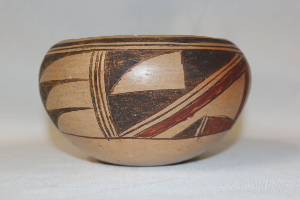Traditional Hopi Pottery Bowl
