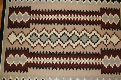Bessie Yazzie : Beautiful Navajo Weaving  #83