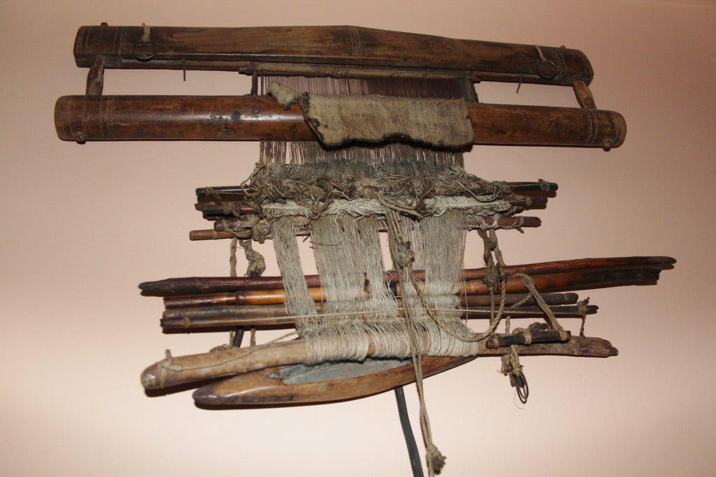 Antique Loom : Rare Antique Afghanistan Loom