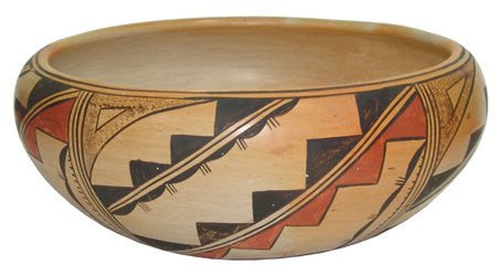 Hopi Pottery : Beautiful Vintage Hopi Pottery Bowl by Laura Tomasi #299
