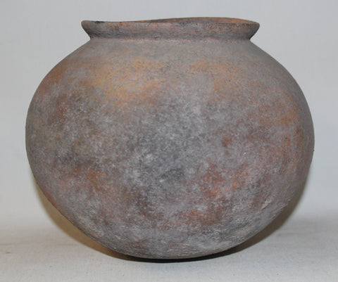 Thailand Pottery : Exquisite Thin Walled Ban Chiang (Ban Srabohe?) Pottery Pot from Chiang, Mai Thailand #465