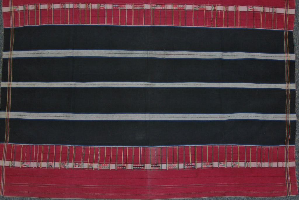 Nagaland : Authentic Naga Kabui Woman‰۪s Skirt/Man‰۪s Body Cloth #648