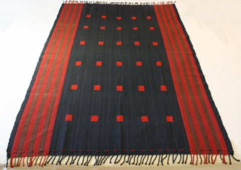 Beautiful Naga Tribal Body Cloth, Ca 2000, #1530