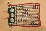 Ethnic Afgan Uzbek Handmade Nomads Baby Dress, Ca 1960's, #1521