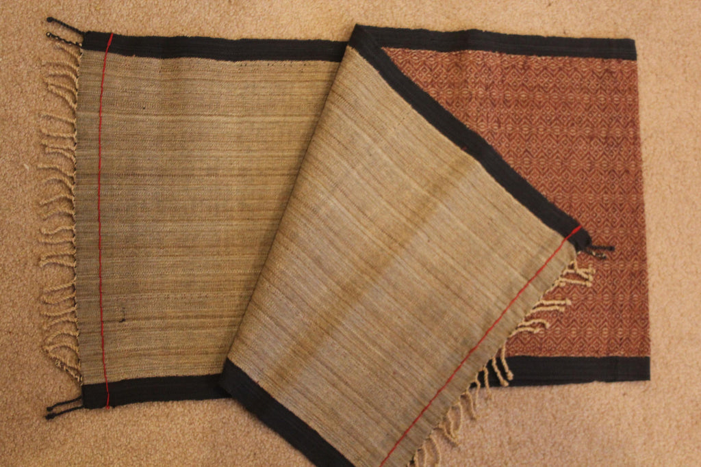 Beautiful Naga Tribal Table Runner, Ca 2000, #1531
