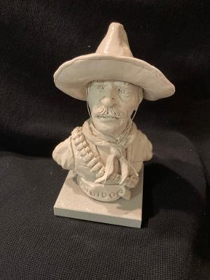"James Regimbal's, ""Rare and Original Clay Models- ""Bandido"" #C 1612"