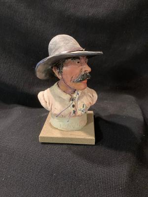 "James Regimbal's, ""Rare and Original Clay Models- ""Tombstone"" #C 1613"