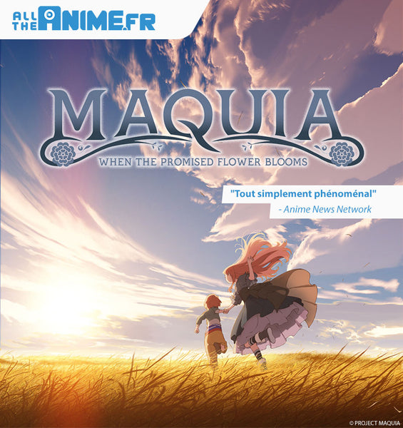 Maquia en édition collector