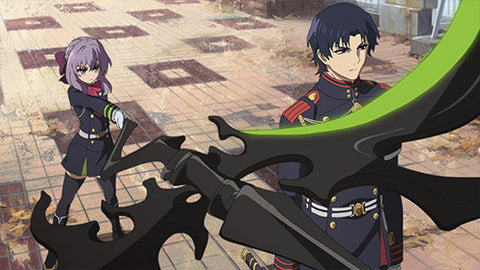 Seraph of the End - Saison 1 Partie 2 - Edition Collector DVD