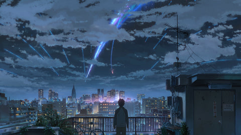 Your Name. - Edition Steelbook© Combo Blu-Ray/DVD/CD