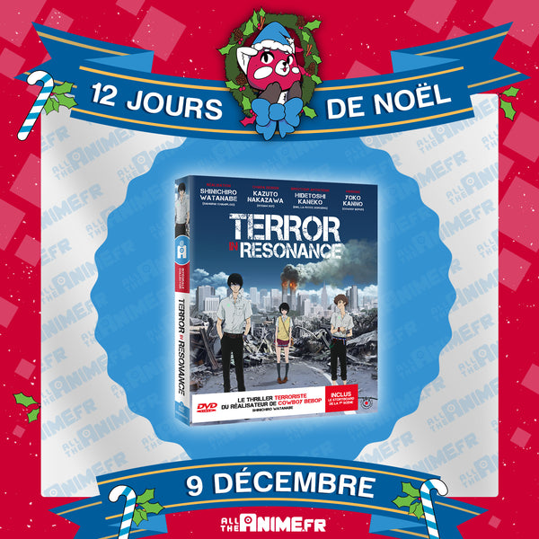 [Jour 9] Terror in Resonance - Edition Collector Intégrale Blu-Ray