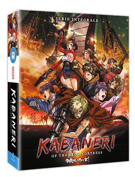 Kabaneri of the Iron Fortress - Edition Intégrale Blu-Ray