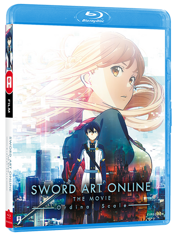 Sword Art Online Ordinal Scale - Edition Blu-Ray