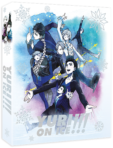 Yuri!!! on ICE - Édition Collector Intégrale Blu-Ray