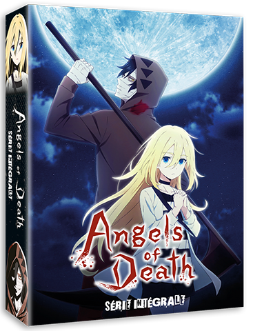 Angels of Death - Edition Intégrale BD