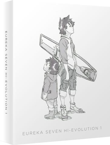 Eureka Seven Hi-Evolution Film 1: RENTON - Edition Collector Combo Blu-Ray/DVD