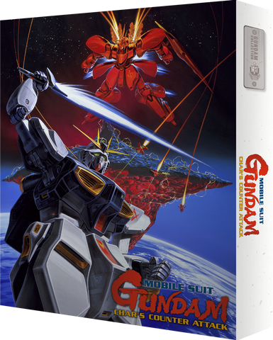 Mobile Suit Gundam Char Contre-Attaque - Edition Collector Blu-Ray