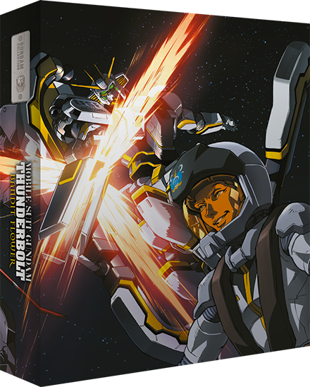 Mobile Suit Gundam Thunderbolt: Bandit Flower - Edition Collector Blu-ray