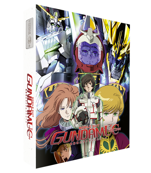 Mobile Suit Gundam Unicorn Edition Collector Blu-Ray