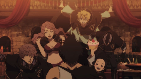 [Jour 2] Black Clover - Edition Collector Saison 1 Box 1/2 Blu-Ray