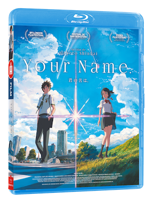 Your Name. - Edition standard Blu-Ray