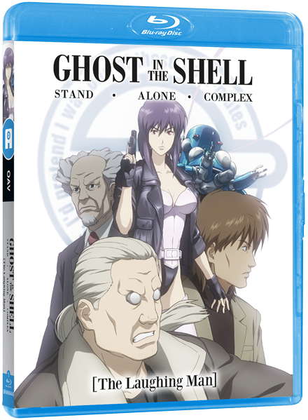 Ghost in the Shell: Stand Alone Complex The Laughing Man (OAV) - Edition Blu-Ray