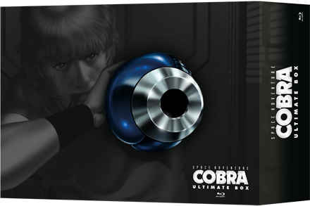Cobra  - édition Ultimate - série TV - Coffret Blu-Ray